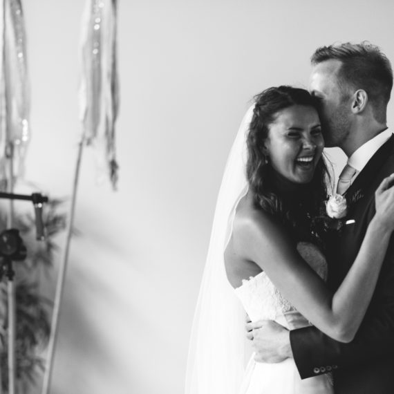 Dave & Michelle wedding