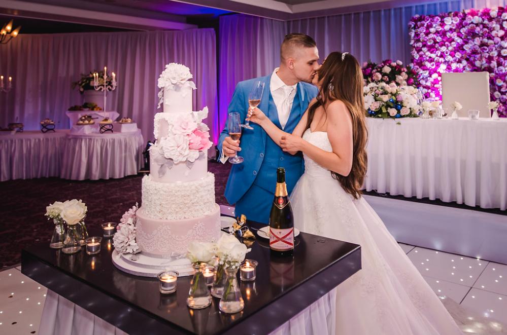 Michael & Yuliya wedding