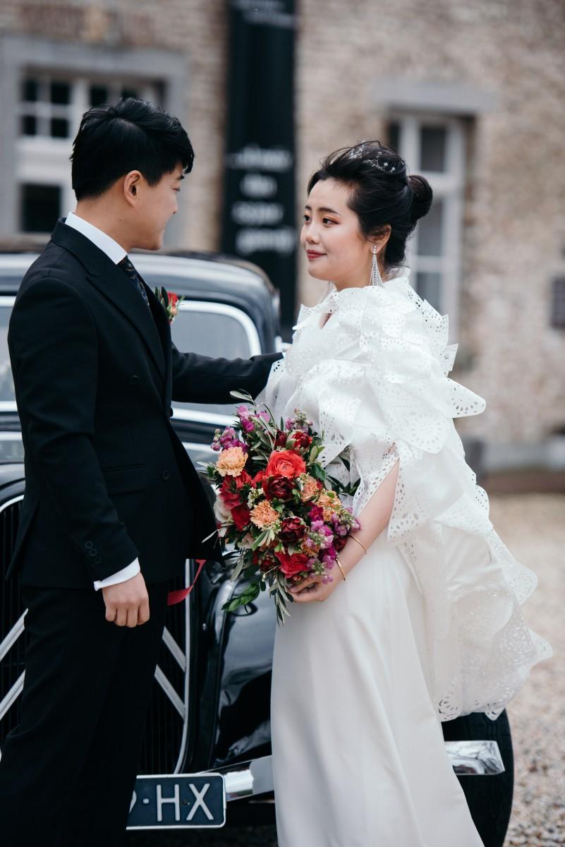 Samuel & Shell shanghai wedding