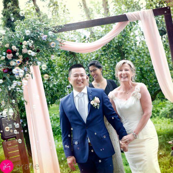 Simone & Joeri wedding